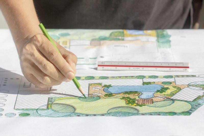 Pool Sketching